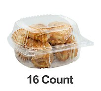 Bakery Bites Apple Pastry 16 Count - Each