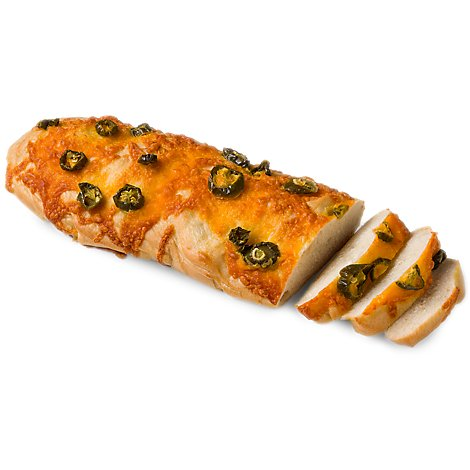 Bakery Bread Jalapeno Cheese