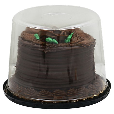 Bakery Cake Baby 5 Inch Chocolate - Each