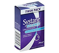 Alcon Systane Eye Drops Lubricant - 2-.34 Fl. Oz.