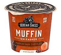 Kodiak Cakes Minute Muffins Muffin Mix Pumpkin Dark Chocolate - 2.36 Oz