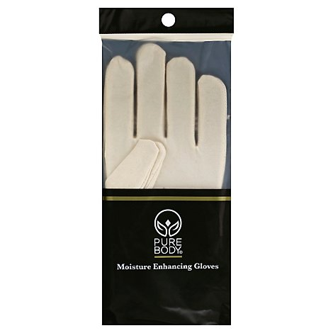 Pure Body Moisture Gloves - Each