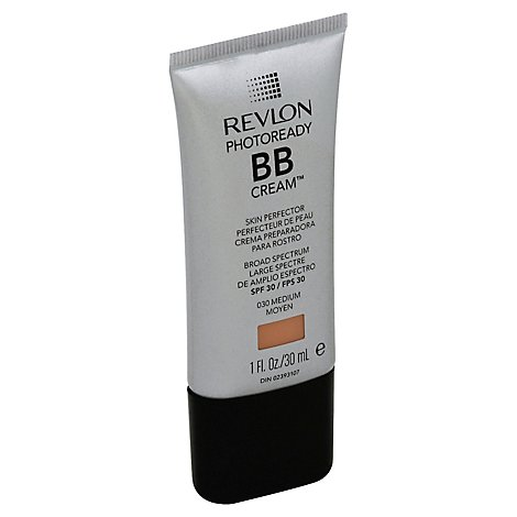 Revlon Photoready Bb Crm Medium - 1 Fl. Oz.