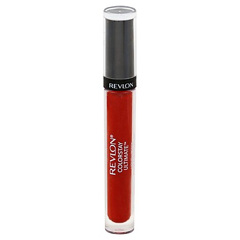 Revlon Color Stay Ult Liq Lip Top Tomato - .10 Oz