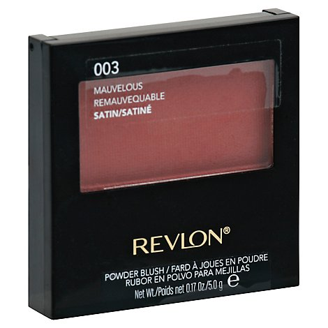 Revlon Smooth Blush Mauvelous - .17 Oz