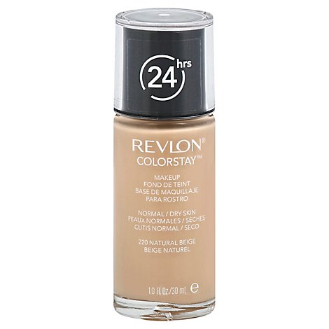 Revlon Color Stay Make Up Ntrl Beige - 1 Oz