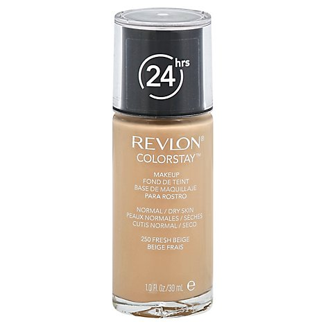 Revlon Color Stay Make Up Fresh Beige - 1 Oz