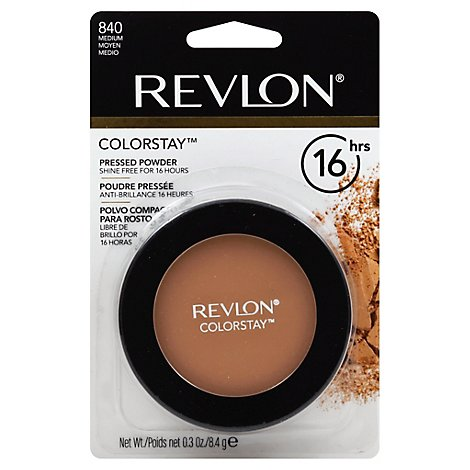 Revlon Color Stay Presser Medium - .30 Oz