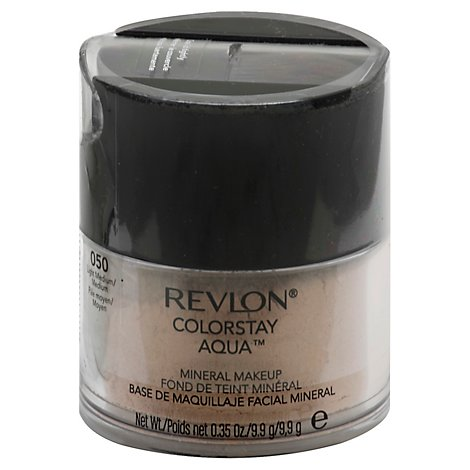 Revlon Color Stay Aqua Mineral Lt Medium - .35 Oz