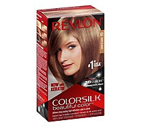 Revlon ColorSilk Beautiful Color Permanent Color Dark Blonde 61 - Each