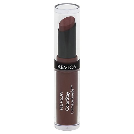 Revlon Color Stay Ult Suede Lip Backstage - .09 Oz