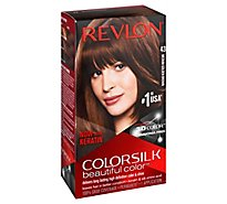 Revlon Colorsilk Medium Golden Brown Hair Color - Each