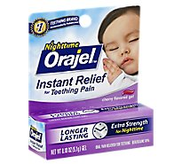 Orajel Baby Nighttime Gel - .18 Oz