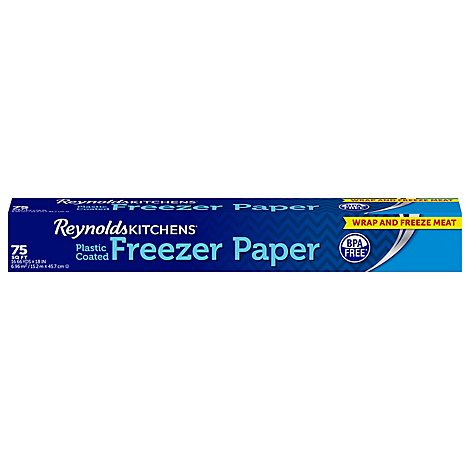 Reynolds Freezer Paper 18in - 1 Oz