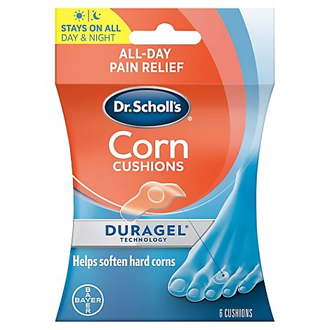 Dr Scholls Corn Cushions - 6 Count
