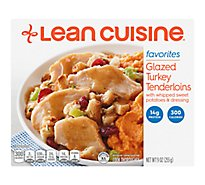 Lean Cuisine Culinary Collection Entree Glazed Turkey Tenderloins - 9 Oz