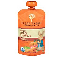 Peter Rabbit Organic Pumpkin Carrot Apple - 4.4 Oz