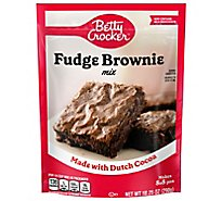Betty Crocker Brownie Mix Fudge - 10.25 Oz