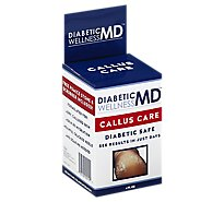 Diabetic Wellness Callus Care - 4 Fl. Oz.