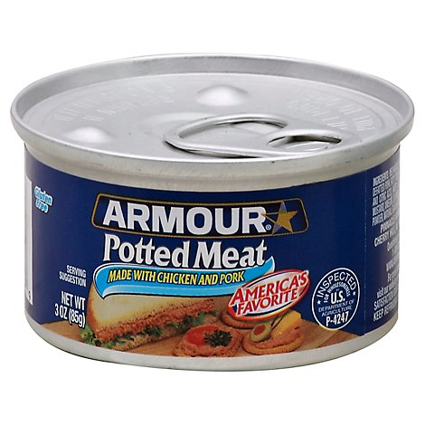 Armour Potted Meat - 3 Oz