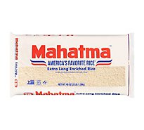 Mahatma Rice Enriched Extra Long Grain - 48 Oz