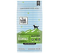 I And Love And You Naked Essentials Dog Food Lamb & Bison Bag - 11 Lb