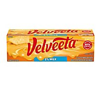Velveeta Cheese Reduced Fat 2% Milk - 32 Oz