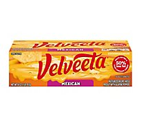 Kraft Velveeta Mexican Mild Cheese - 16 Oz