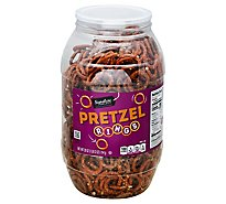 Signature SELECT Pretzels Os - 28 Oz