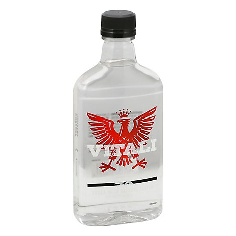 VITALI Vodka Premium 80 Proof - 375 Ml