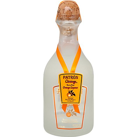 Patron Citron 70 Proof - 375 Ml