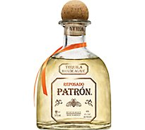 Patron Tequila Reposado 80 Proof - 375 Ml