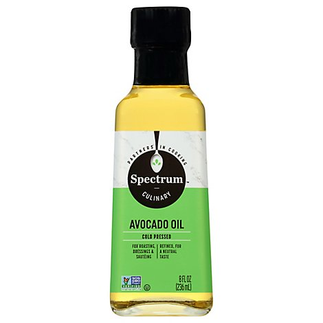 Spectrum Avocado Oil Refined - 8 Fl. Oz.