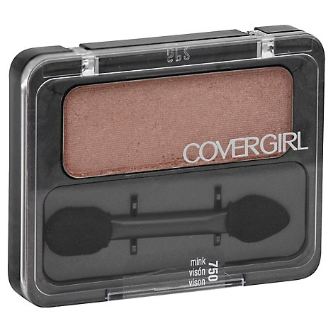 COVERGIRL Eye Enhancers 1-Kit Eye Shadow Mink 750 - 0.09 Oz