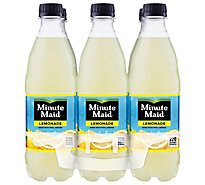 Minute Maid Juice Lemonade - 6-16.9 Fl. Oz.