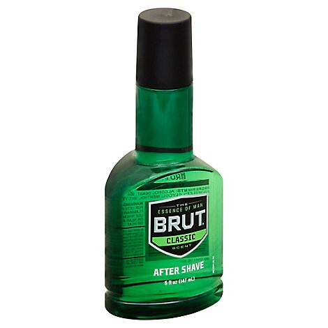 Brut After Shave Classic Scent - 5 Fl. Oz.