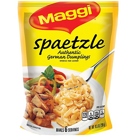 Maggi Spaetzle Authentic German Dumplings - 10.5 Oz