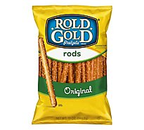 ROLD GOLD Pretzels Rods Original - 12 Oz
