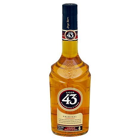 Cuarenta Y Tres Licor 43 - 750Ml