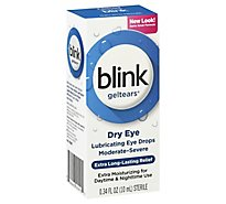Blink Gel Tears Artificial - 10 Ml