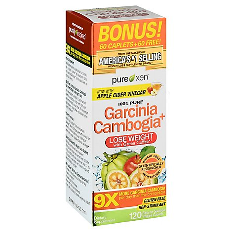 Purely Inspired Caps Garcinia Cambogia - 100 Count