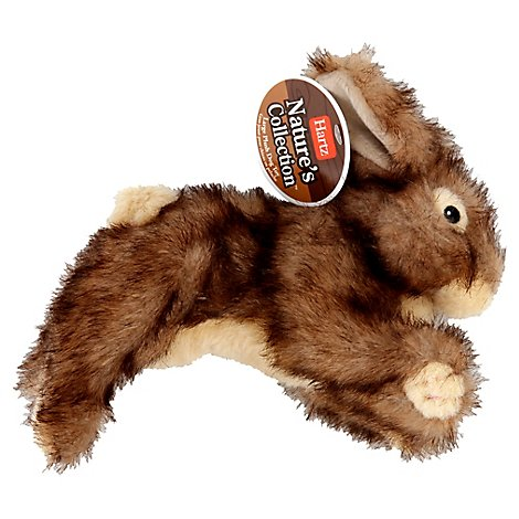 Hartz Natures Collection Dog Toy Plush Large - Each