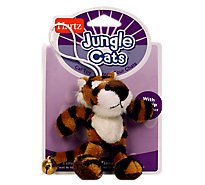 Hartz Just For Cats Cat Toy Jungle Cats With Catnip - Each