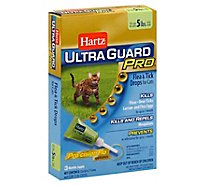Hartz UltraGuard Pro Flea & Tick Drops For Cats - 3-0.061 Fl. Oz.