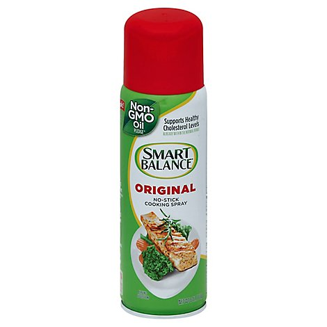Smart Balance Cooking Spray No-Stick Original - 6 Oz