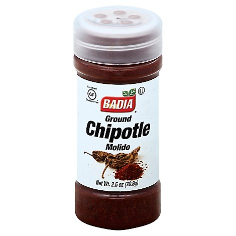 Badia Chipotle Ground Bag - 2.5 Oz