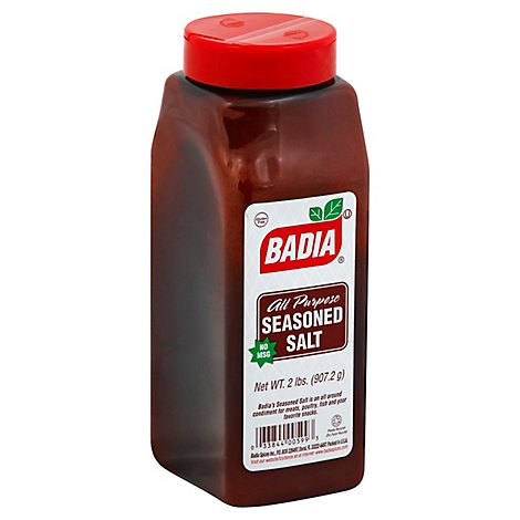 Badia Salt Seasoned All Purpose - 2 Lb