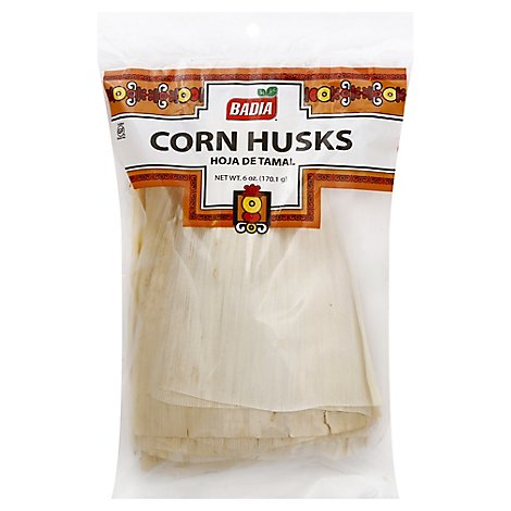 Badia Corn Husks - 6 Oz