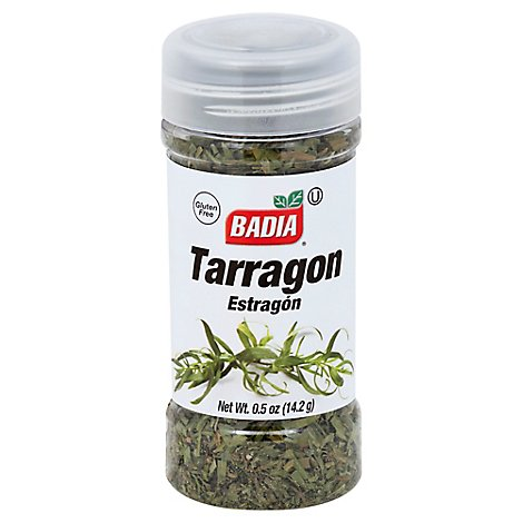 Badia Tarragon Bottle - 0.5 Oz
