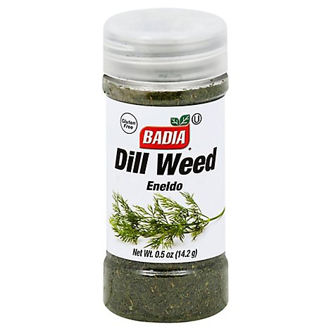 Badia Dill Weed Bottle - 0.5 Oz